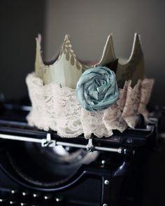pretty crown..