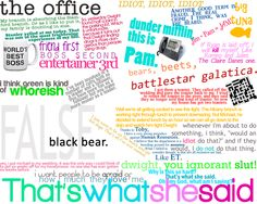 The Office Quotes by Tiggular on deviantART | #TheOffice
