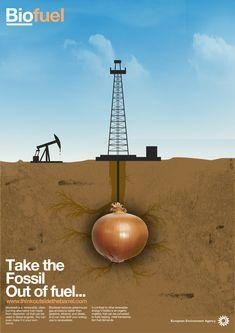 Environmental awareness ad campaigns