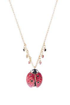 little jeweled ladybug~