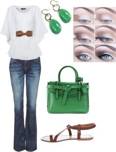 Breezy, created by curvy-cutie on Polyvore