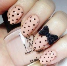 Cute 3D nails