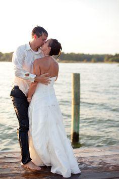 Post wedding - water shoot