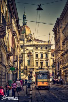 Milan, Italy  …love this picture :)