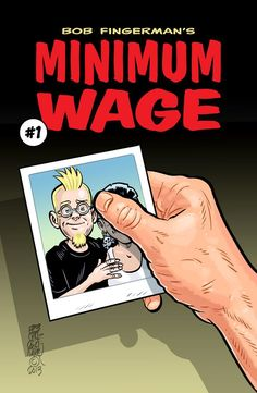 Minimum Wage proves that Bob Fingerman is nowhere near short on stories to tell. Rather, it's proof positive that he's more willing to be emotionally raw and honest than ever, while never losing sight of the essential comedy of life. Not bad for a comic that seeded its roots in the very specific '90s landscape of Indie Comics. It's more relevant and personal than ever.