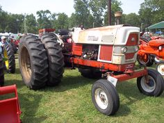 Tractors on pinterest ford tractors old tractors and vintage
