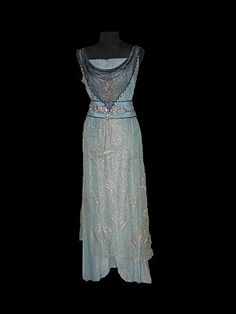 This gown was worn by Thelma Ritter in the same film version. Ritter played the character of Maude Young which was in effect the Unsinkable Molly Brown.
