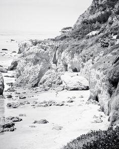 El Matador beach, Malibu.