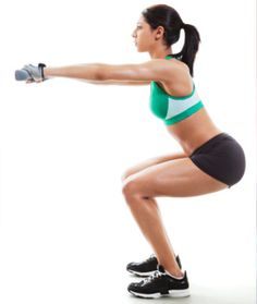 Get it Right, Get Results: Squats - The ability to squat well is essential in many sports, and it's a great exercise for sculpting virtually every muscle in your lower body. The only problem is there's a good chance you're doing squats wrong. With a few quick tips from Geralyn Coopersmith, director of the Equinox Fitness Institute, you can correct your form and get amazing results. Watch the video to get started!