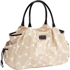 Designer Diaper Bag on Pinterest