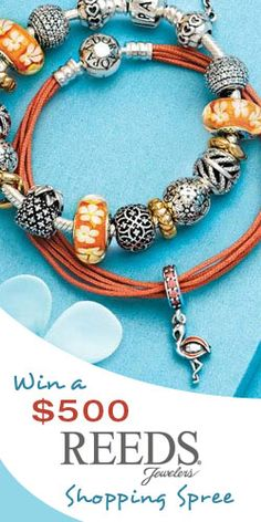 #RePin and Get in to #Win a $500 REEDS #Jewelers Shopping Spree! #jewelry #accessories #sweeps