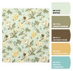 Chip It! by Sherwin-Williams – Cottage colors