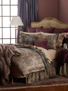 Margeaux Bed Collection - Lauren Home Bed Collections - RalphLauren.com