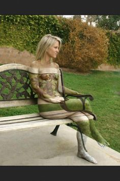 Body art so incredible you won't believe your eyes.