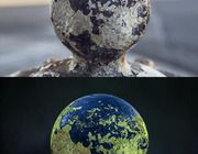 Photographer Turns Rusty Fire Hydrants Into Magnificent Planets