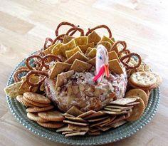 Gluesticks: Thanksgiving Cheese Ball