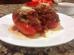Stuffed Bell Peppers #WVLT @jancharles