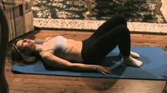 A Little Lengthy, But an An Excellent Video Demo-ing Exercises to Close/Repair a Diastasis Recti/Abdominal Split Separation...moms of multiples!  check this out!
