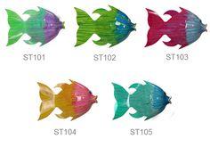 """Seasodies--Fabulous Fish made from 2 liter bottles--""""Original ..."""