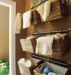 53 Bathroom Organizing And Storage Ideas – Photos For Inspiration.