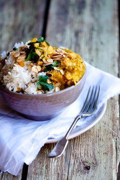 Chicken Curry #recipe