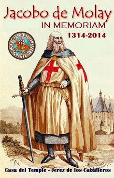 Jacques de Molay - In Memorian