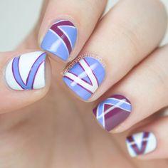 The Nailasaurus | UK Nail Art Blog: 31 Day Challenge: Stripes