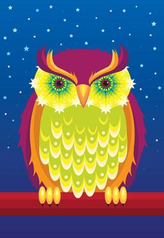 Starry Eyed owl    I love Owls. . .   Anything Owl Related. . .     ~Patricia -- DomainBELL