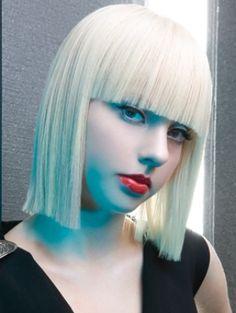 Creative Medium Haircut Ideas
