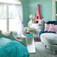 Girls beach bedrooms on pinterest beach theme bedrooms surfer girl - Teen beach bedroom ideas ...