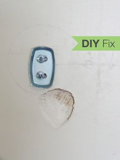 Quick Fix: How to Patch a Drywall Hole
