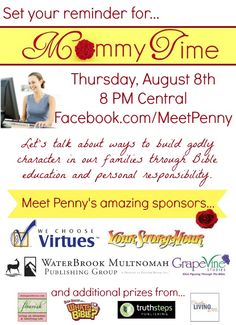 Don't forget to RSVP for the ‪#‎MommyTimeParty‬ on Thursday night to be entered for a chance to win $50!