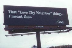 gotta love religious billboards