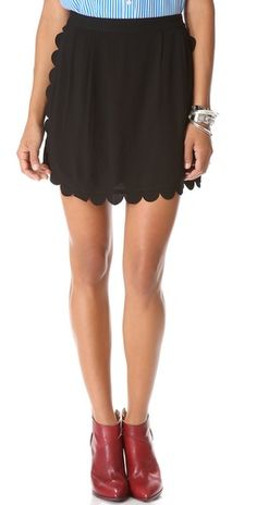 alea skirt / club monaco