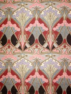 .art deco pattern.