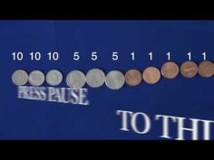 Identifying and Counting Coins Video Lesson - Almost a Second Grader - www.almostasecondgrader.com