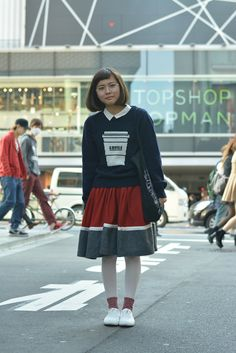 平良 桃子(学生)のストリートスナップ