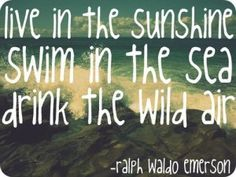 sweet words, beaches, travel photos, bakeries, come backs, travel tips, sea, ralph waldo emerson, quot