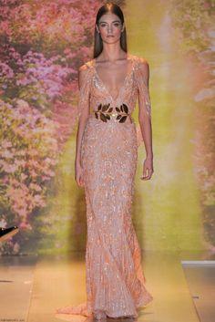Zuhair Murad Haute Couture spring 2014 #vestidosdefiesta #modafiesta #hautecouture