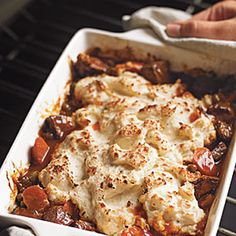 Fast Shepherd's Pie | CookingLight.com #myplate #veggies #protein