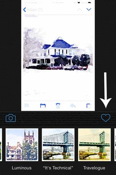 How to Create a Watercolor of Your House in Four Easy Steps - Thistlewood Farm