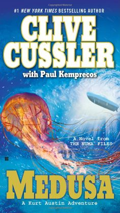 All of Clive Cussler's books are such a good read.