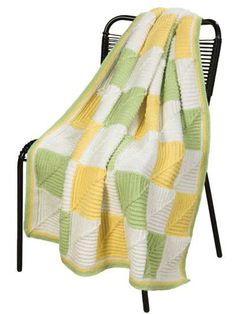 baby afghans, patrón miter, crochet hogar, baby blankets, afghan knit