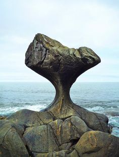 Mother Nature took millions of years to craft this amazing rock