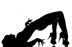 boudoir photographi, silhouett, sexi, bodi art, shadow