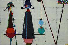Gert & Uwe Tobias  Untitled (Panel 1 detail)  The Saatchi Gallery