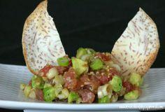 Fast Paleo » Spicy Tuna Sashimi Salad - Paleo Recipe Sharing Site