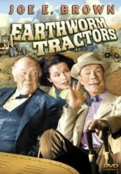 Earthworm Tractors  - FULL MOVIE - Watch Free Full Movies Online: click and SUBSCRIBE Anton Pictures  FULL MOVIE LIST: www.YouTube.com/AntonPictures - George Anton -  Alexander Botts is a self-described natural born salesman and master mechanic, who is trying to make a big sale of Earthworm tractors to grouchy lumberman Johnson. Since Botts doesn't really know anything about tractors, and since the old-fashioned Johnson is opposed to tractors of any kind, it isn't going to be an easy sell.