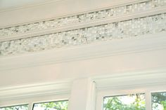 Tile and Trim above