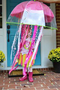 Jellyfish Halloween Costume!